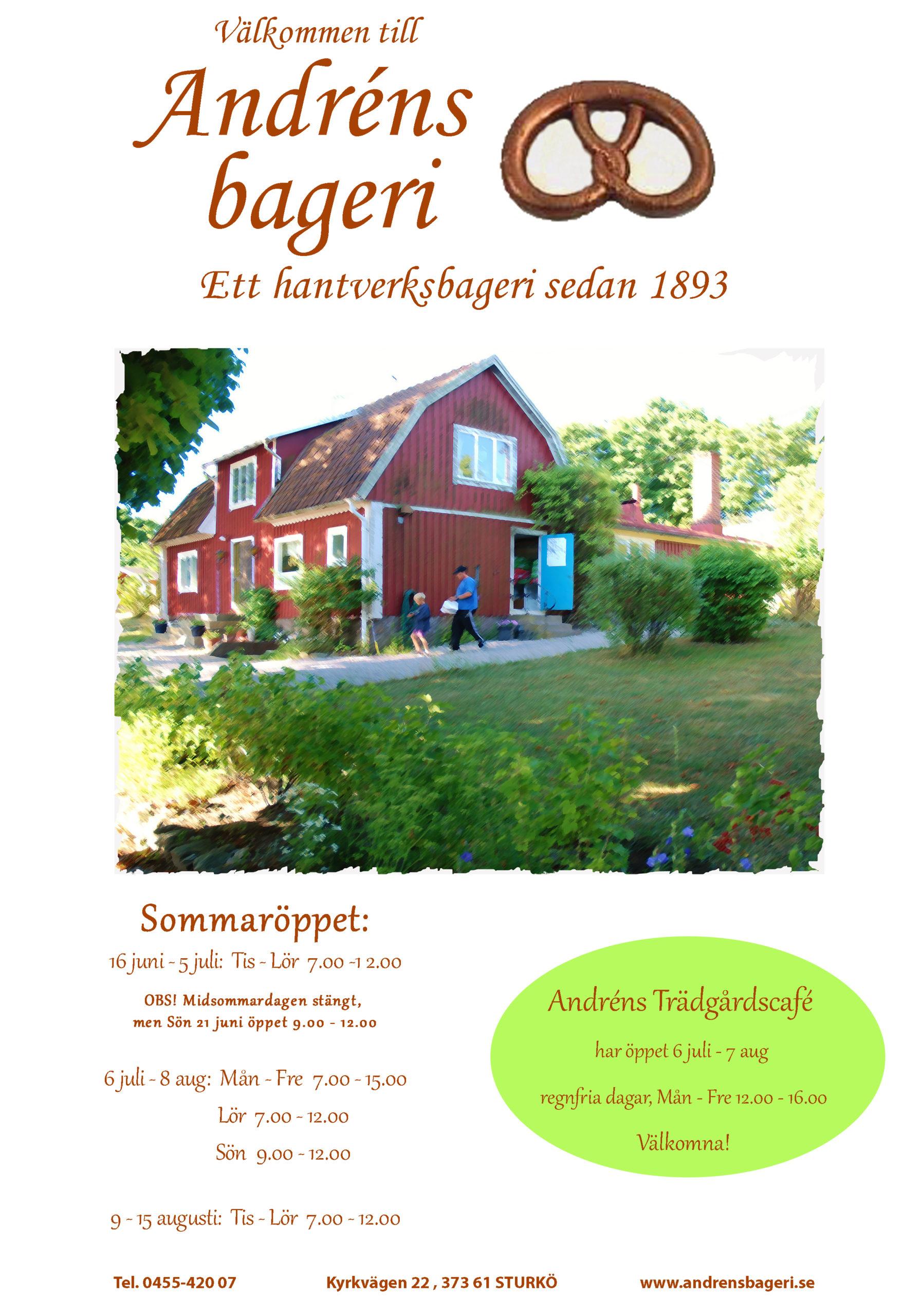 Andréns Bageri